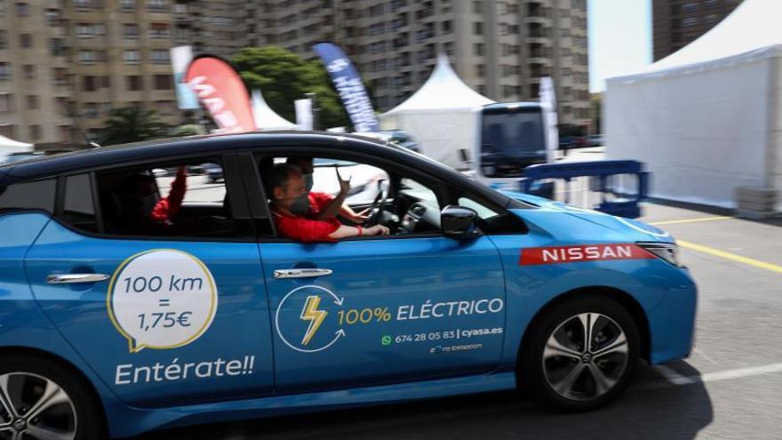 El coche del futuro se presenta en Gijón