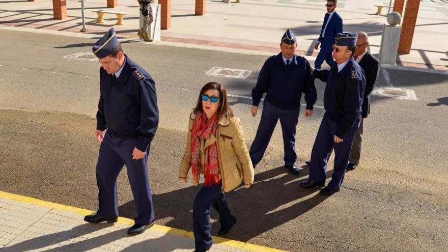 La AGA seguirá volando con los aviones C-101