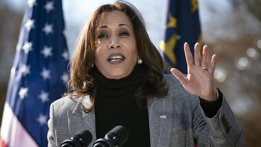 Kamala Harris dice que el nuevo Gobierno presentará un plan de reforma migratoria