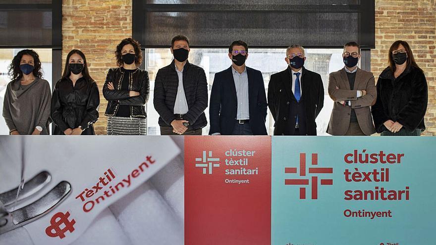Una mirada al éxito del clúster textil-sanitario de Ontinyent
