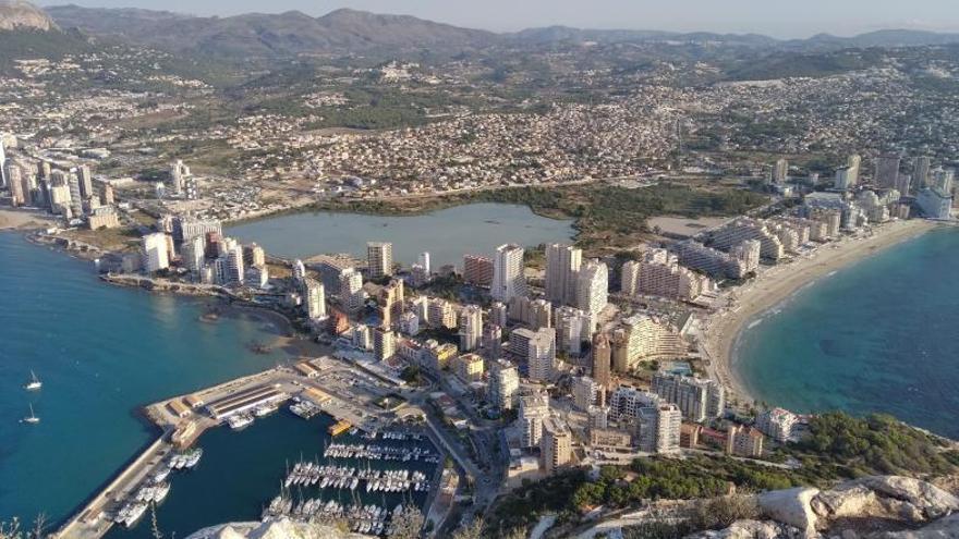 """Los dueños de les Salines exigen a Calp, Costas y el Consell 55 millones por ocuparlas """"ilegalmente"""""""
