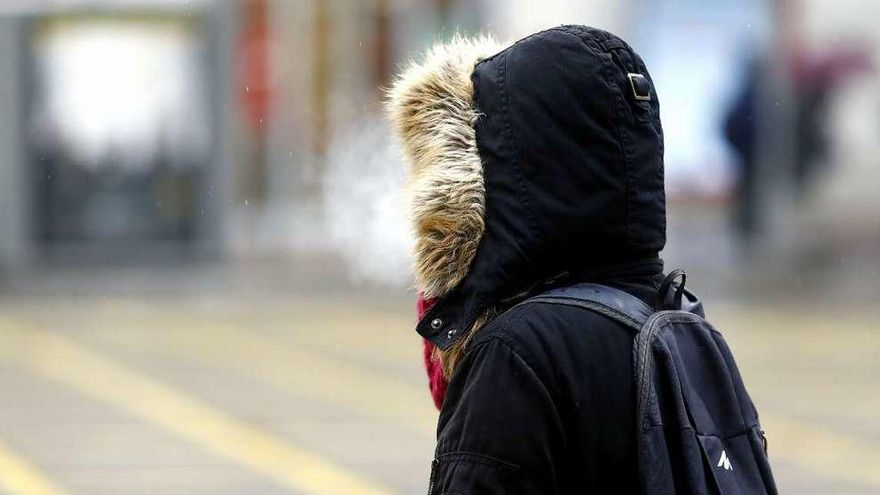 'Emma' deja temperaturas de 6 grados bajo cero y vientos de más de 100 km/h