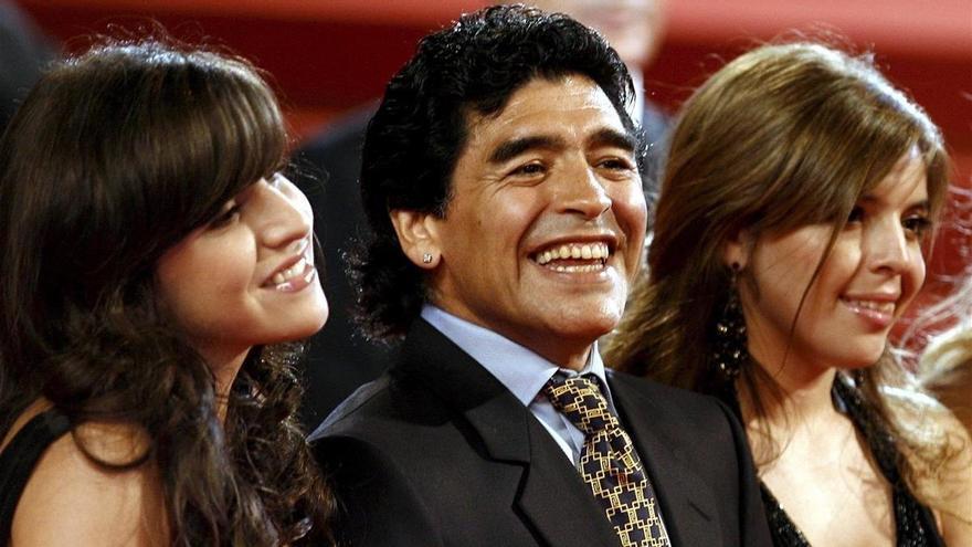 La herencia de Maradona: una larga lista