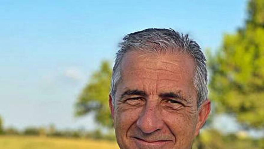 Juan Carlos Martínez, nuevo presidente de la Federación Murciana de Golf