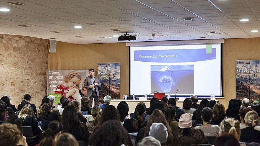 El congreso de Silver Economy será semipresencial y se hará en noviembre en Zamora