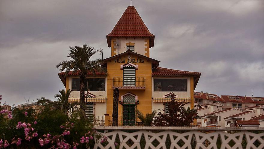 Villa Adelaida recuperará sus pinturas antes de convertirse en un museo