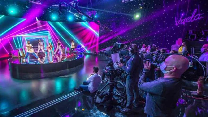 """Eurovisión junior, explosión de energía y color de Soleá en """"Palante"""""""