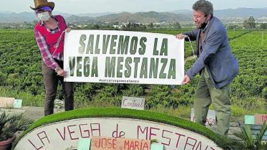 Enrique Salvo Tierra apoya la supervivencia de la Vega de Mestanza