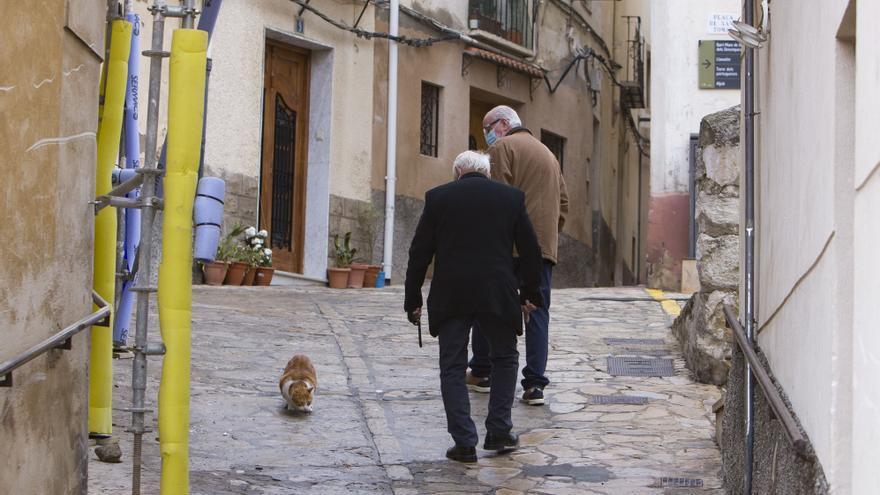 Algo más de la mitad de municipios valencianos suman casos durante el fin de semana