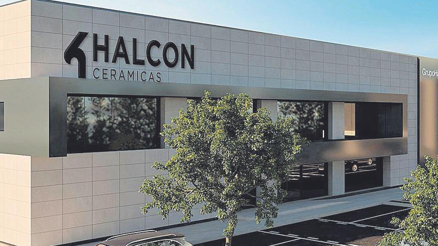 Halcón generará el 10 % de la energía que necesita con una planta fotovoltaica