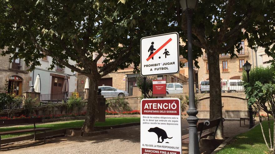Santpedor fa 75 identificacions amb la campanya per evitar caques de gos al carrer