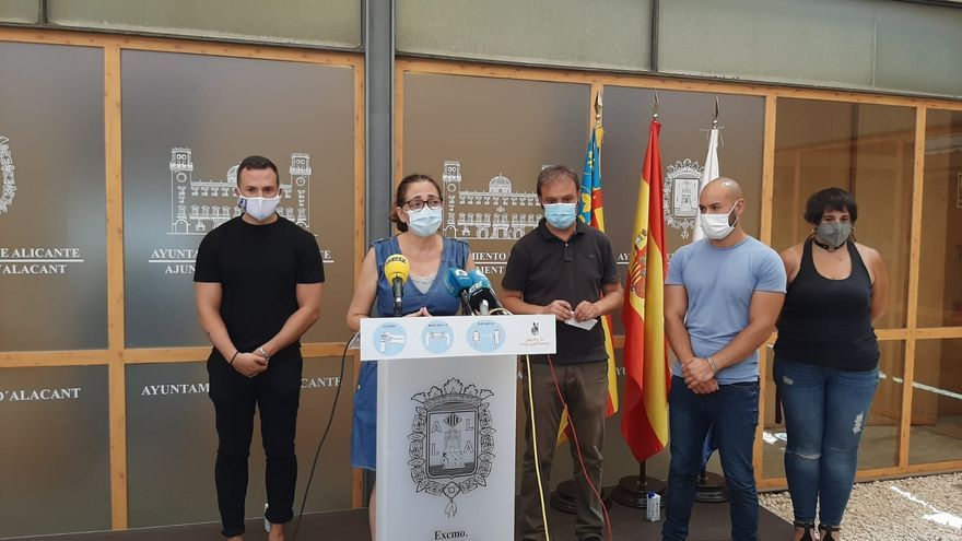 El PSOE acusa a Barcala de deslealtad con el Consell en la crisis sanitaria y Unides Podem y Compromís le piden responsabilidad