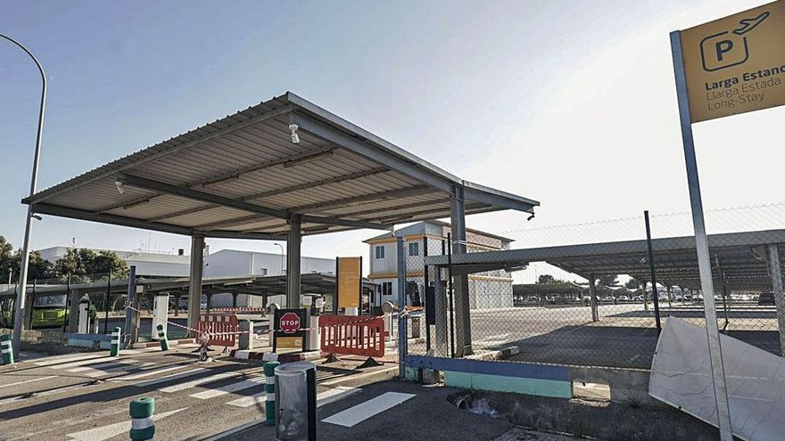 """""""Offizielles"""" Langzeitparken am Flughafen Mallorca bleibt geschlossen"""