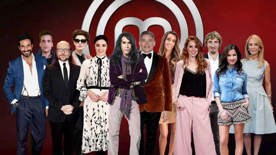 'Masterchef Celebrity' se llena de estrellas