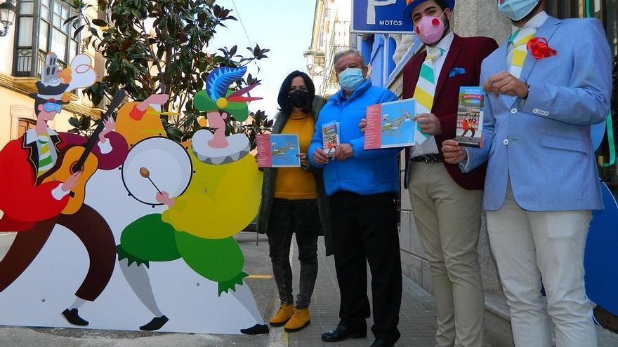 El Ayuntamiento de Rute organiza una muestra urbana sobre Carnaval