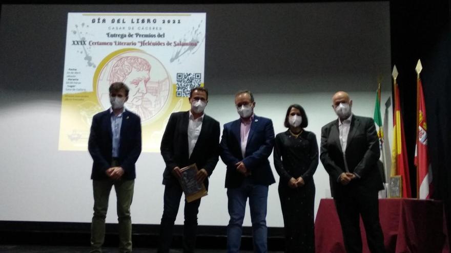 Más de 250 obras al premio Helénides de Salamina