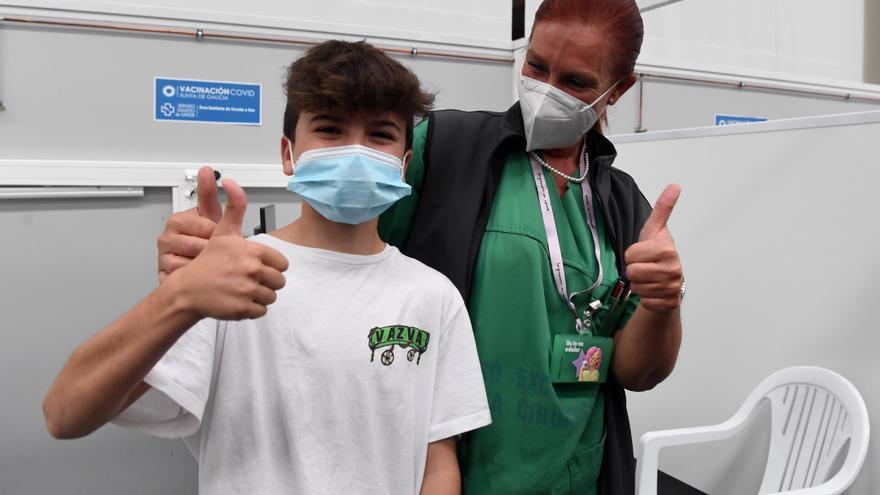 El vacunódromo de Expocoruña cierra tras administrar más de 662.000 dosis