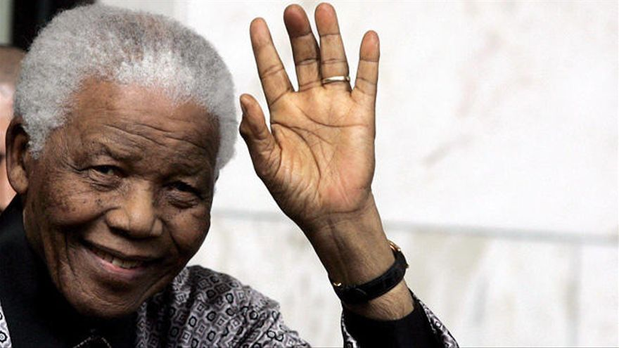 Nelson Mandela, una vida de lucha contra el 'apartheid'