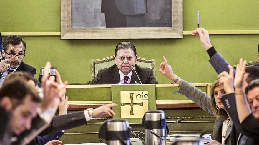 Oviedo logra salvar las cuentas del año a pesar del parón económico del covid