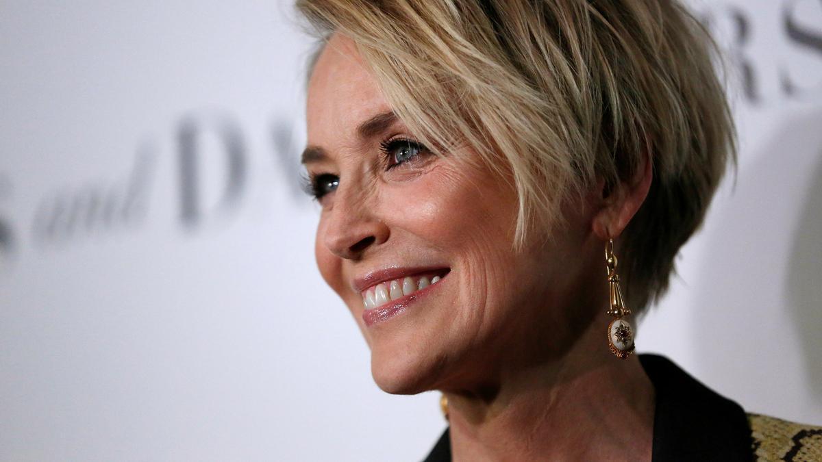 La actriz Sharon Stone, en una imagen de archivo