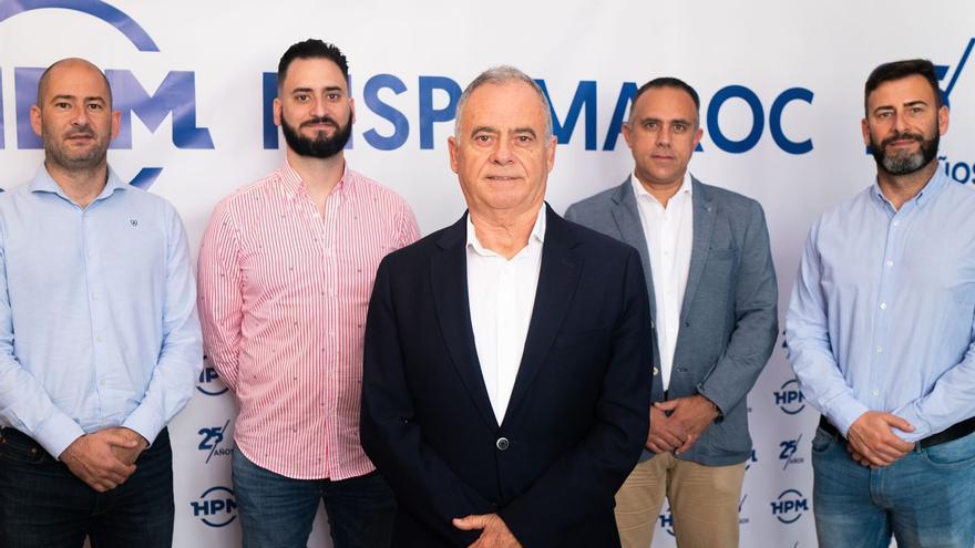 Hispamaroc cumple veinticinco años como referente en el transporte y la logística para empresas