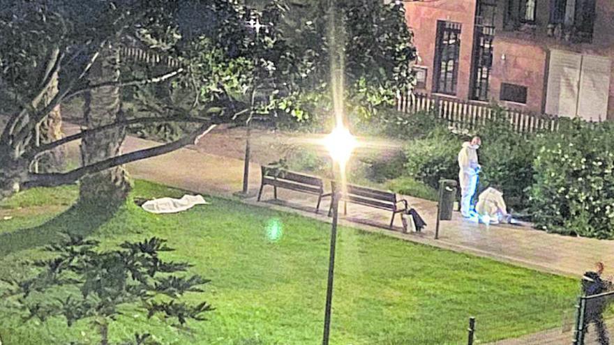Fallece un varón tras recibir una brutal paliza en un parque de Las Palmas