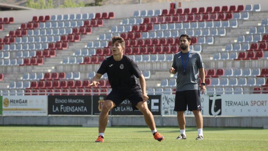 El Cacereño firma al zurdo Luis Hernáiz, su segundo sub-23