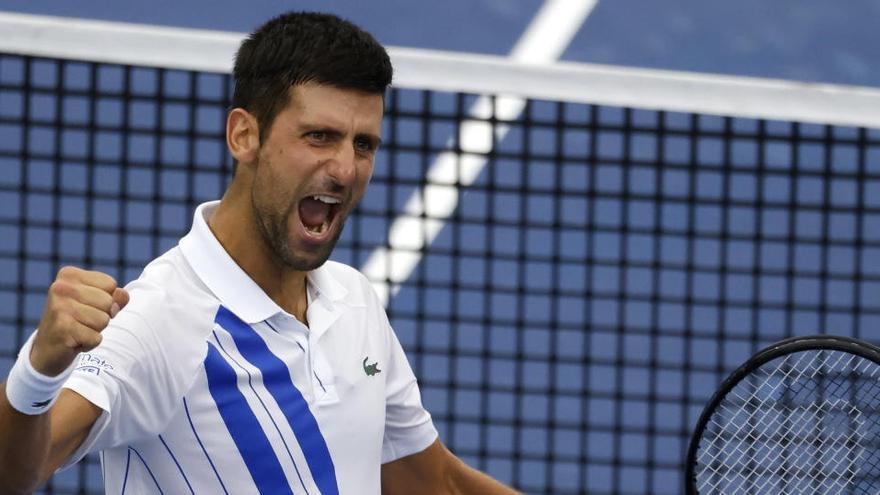 Djokovic vence en Cincinnati a Raonic y amplía su leyenda