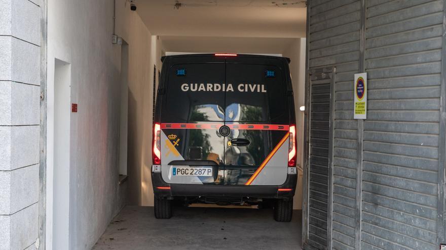 Libertad provisional para los dos detenidos por la violación múltiple y agresión de Formentera