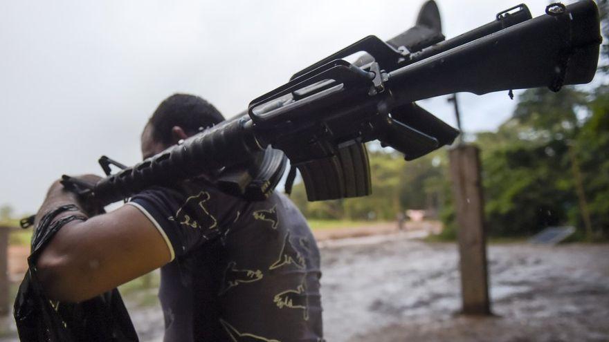 Mueren en un bombardeo en Colombia 10 disidentes de las FARC