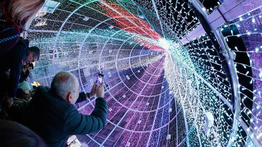 El encendido de las luces de Navidad de Vigo será el jueves 3 de diciembre