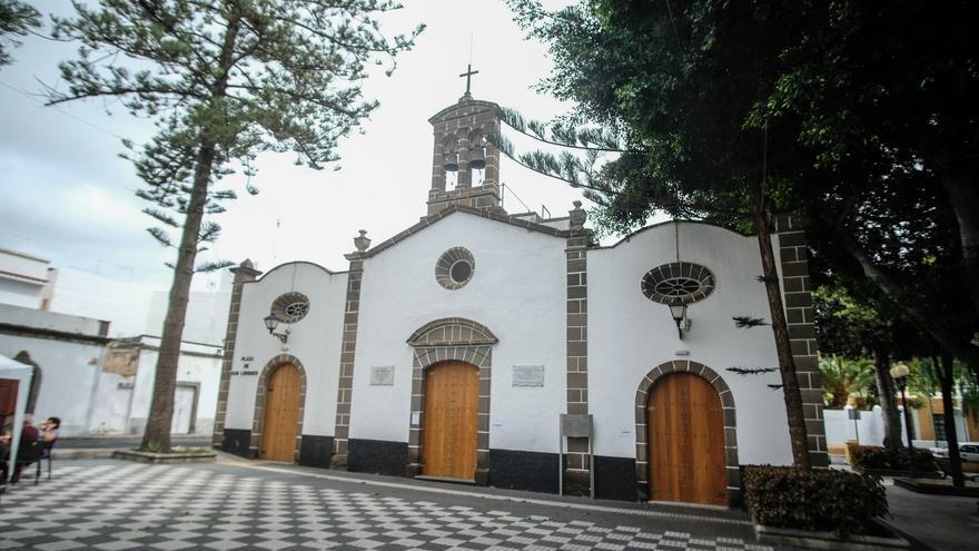 El templo de San Lorenzo cumple 340 años como símbolo del vecindario
