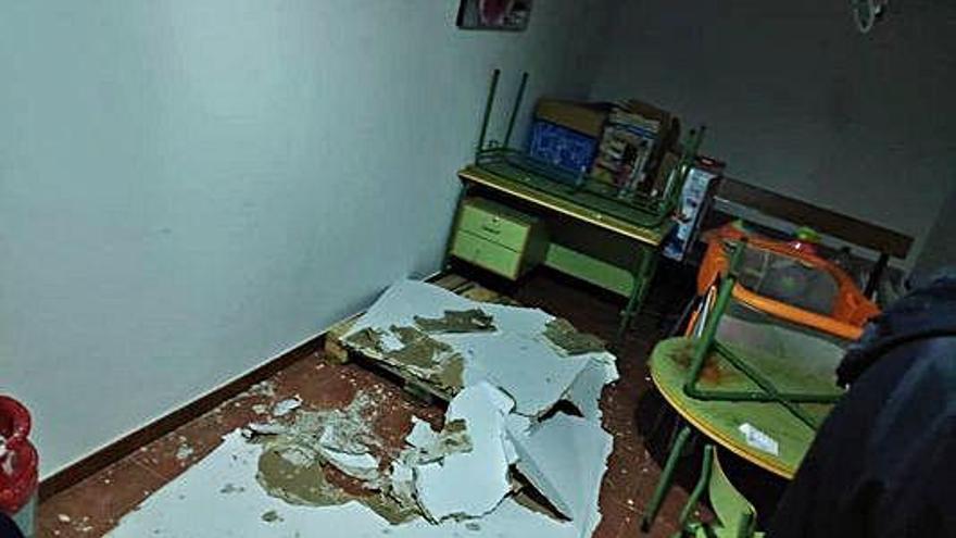 El Ayuntamiento de Roales investiga destrozos en el albergue municipal