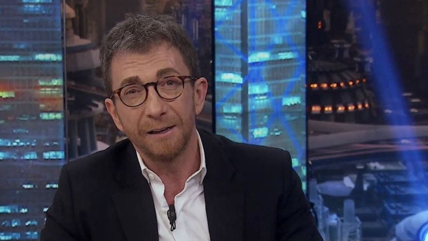 """La contundente crítica de Pablo Motos a los líderes políticos: """"Les importamos un pito"""""""