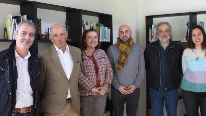 """Proaza abre su centro documental del oso, """"un referente en la formación científica"""""""