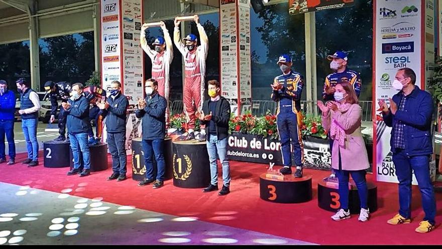 Nasser Al-Attiyah se proclama campeón del Rally de Lorca