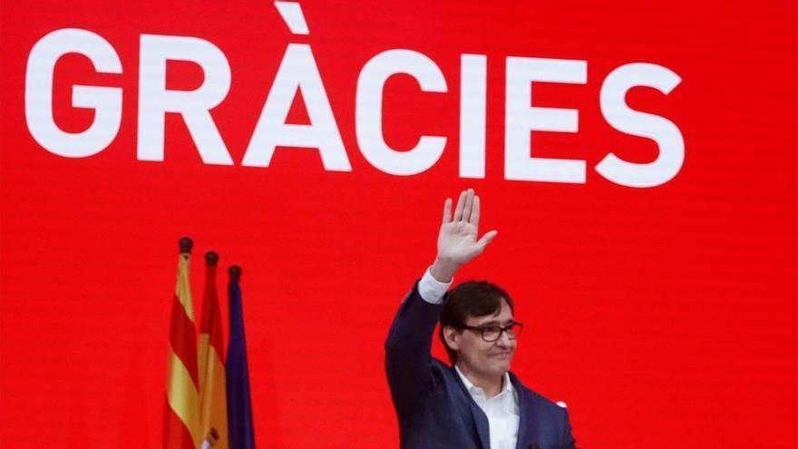 Salvador Illa gana las elecciones e intentará ser presidente de Cataluña