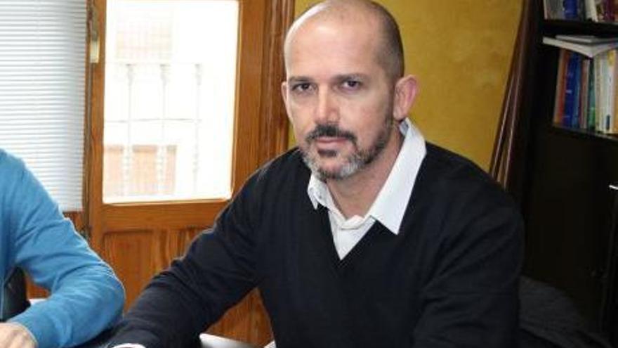 Muere Jordi Serra, exconcejal socialista de Dénia, a los 41 años