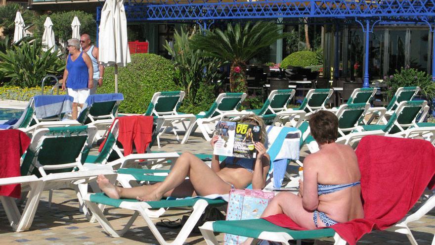 Julio cierra superando las previsiones de ocupación de los hoteleros en Málaga