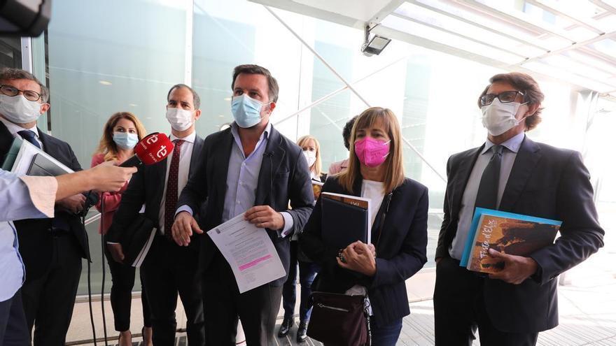El PP pide un pleno extraordinario para exigir a la Generalitat que asuma tres infraestructuras para Elche