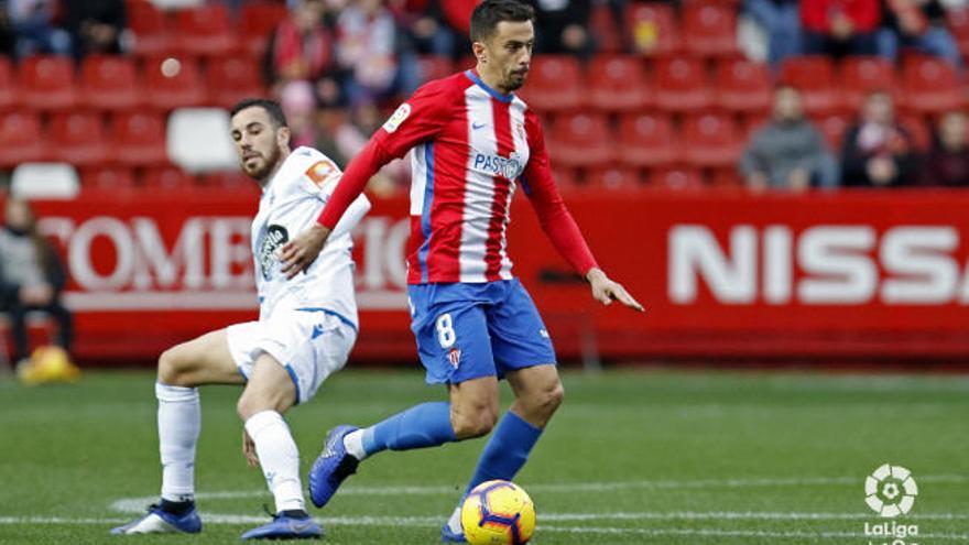 """Hernán: """"Jugamos ante un gran equipo y en un campo muy difícil"""""""