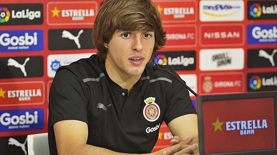 Pablo Moreno tampoc anirà a Oviedo: «Necessita recuperar el millor nivell»