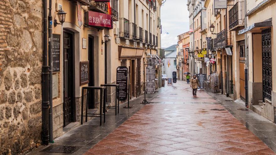 La España vaciada pierde la mitad de su peso económico y laboral desde 1950