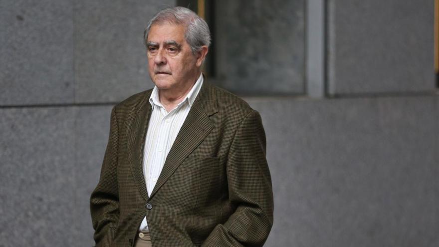 Riopedre disfruta de doce días de permiso tras cumplir la cuarta parte de su condena