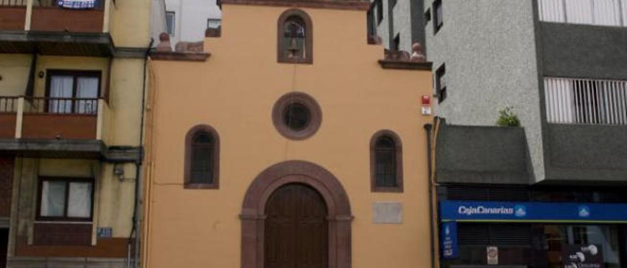 Ermita de San Cristóbal de La Laguna.