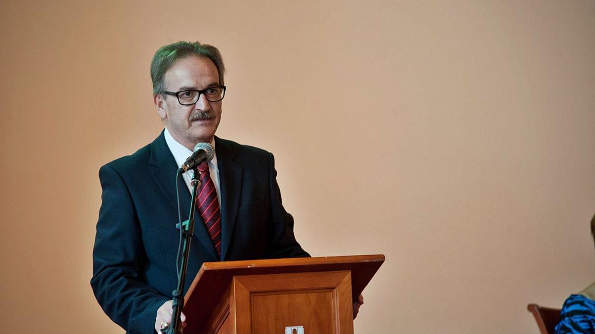 Antonio Carrillo, ha sido el director del Hotel Escuela Santo Domingo de Archidona