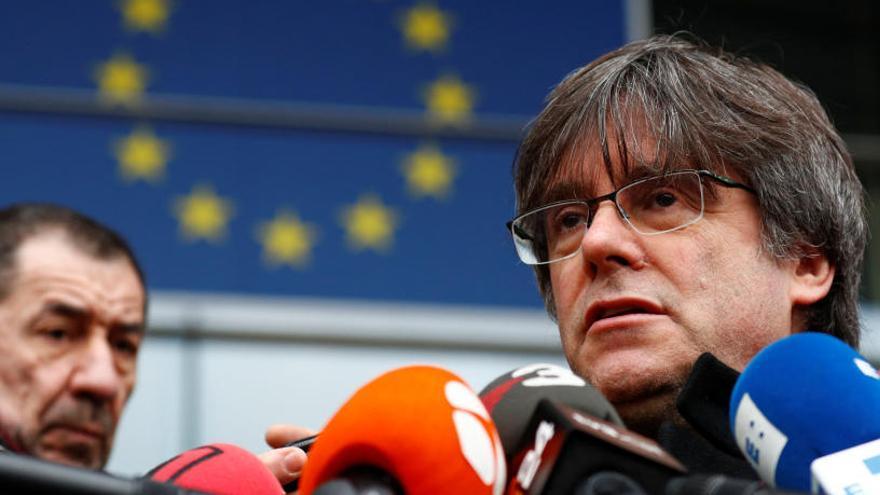 El TC inadmite el recurso de Puigdemont contra su suspensión como diputado
