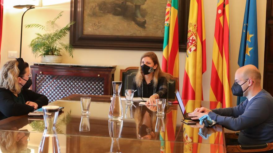 Castelló ultima la puesta en marcha de la web municipal tras el 'hackeo'