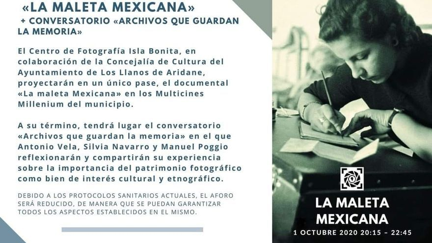 Documental: 'La maleta mexicana', de Trisha Ziff