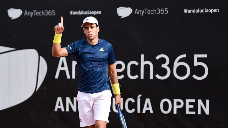 Jaume Munar recibe una invitación para disputar el Open Banc Sabadell-Conde de Godó